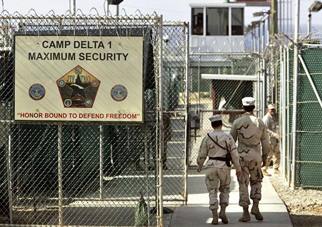 美國關塔那摩海軍基地前司令因僱員死亡事件被捕