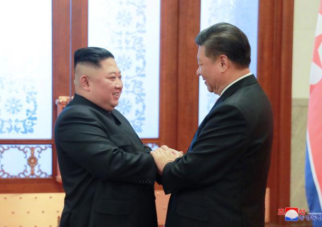 朝鮮副外相與俄駐朝大使討論金正恩訪華成果