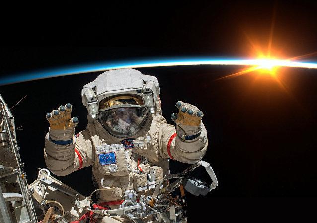 美宇航員:航天飛機項目終止後美宇航員一直對俄合作夥伴充滿信心