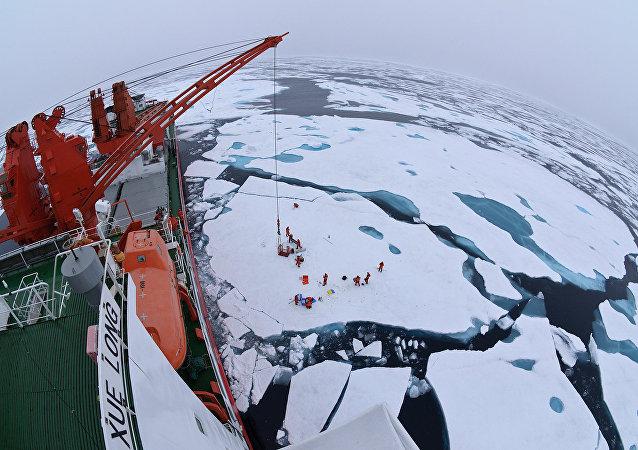 冰島總統:冰島不認為中國對北極感興趣有何壞處