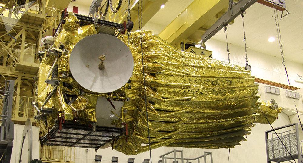 俄航天集團:未能與Spectr-R恢復聯繫