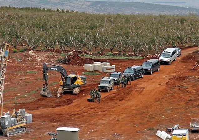 以軍在以色列與黎巴嫩邊境發現第六條地道