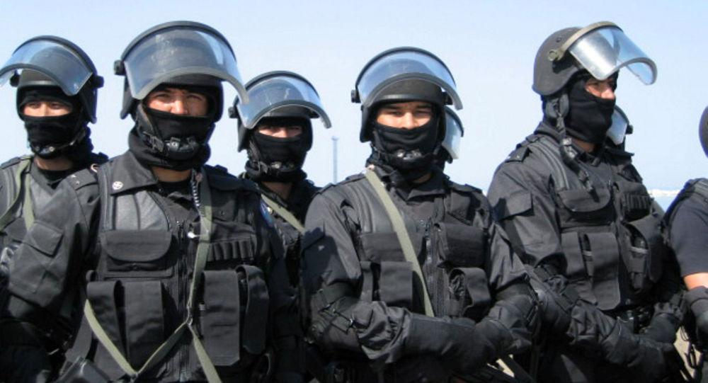 哈薩克斯坦國家安全委員會