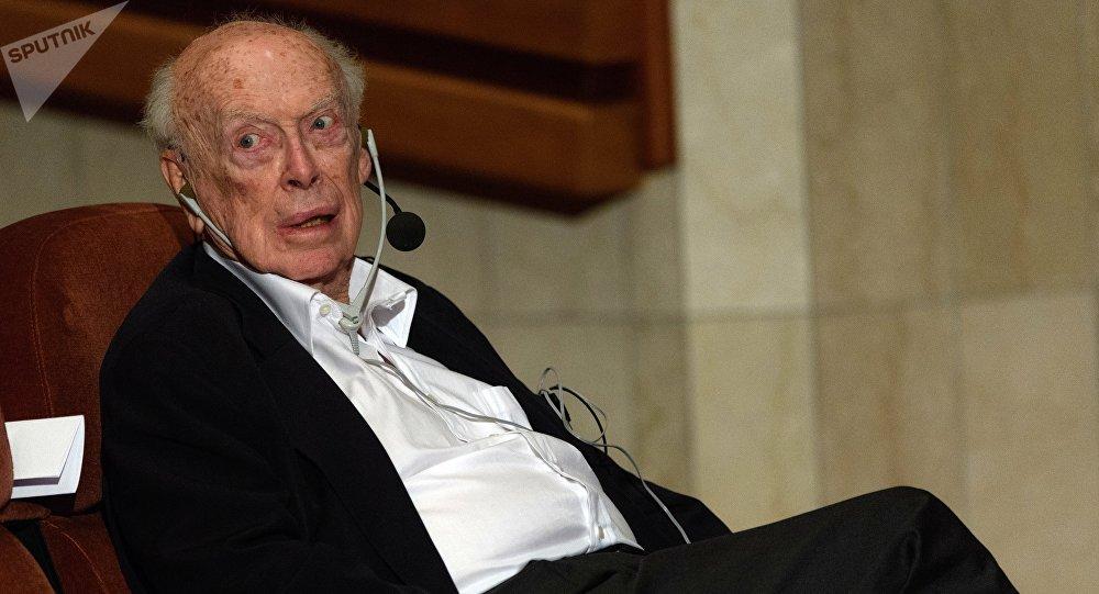 諾貝爾獎得主詹姆斯·沃森