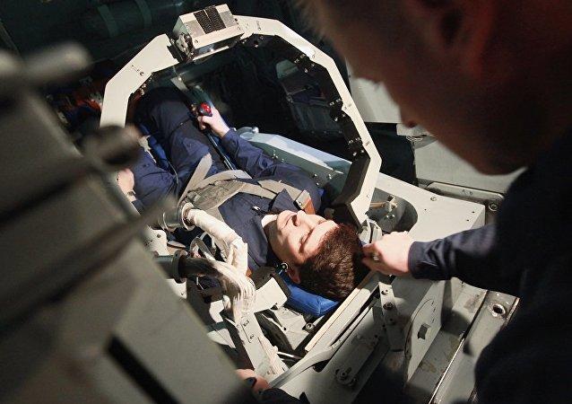 俄宇航員培訓中心:該中心水力實驗室經過五年維修將在2019年重啓
