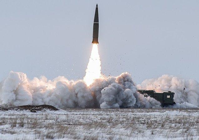 俄副外長:美國要求銷毀9M729 導彈這絕對不可接受