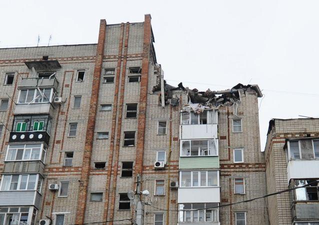 俄緊急情況部:沙赫特燃氣爆炸死亡人數升至4人