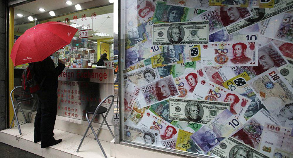 媒體:華盛頓考慮「打擊」港元