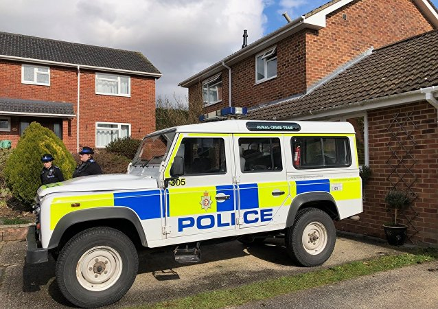 英國索爾茲伯里事件中受傷的警察已重返工作