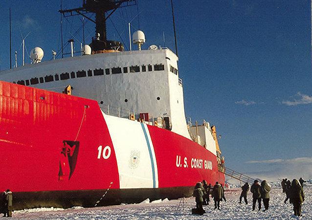 美國「極地之星」號(Polar Star)破冰船
