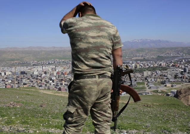土耳其軍方宣稱在敘利亞擊斃13名庫爾德武裝分子