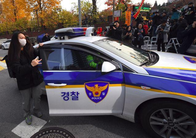 韓國逮捕有數千教眾感染新冠病毒的教派頭目
