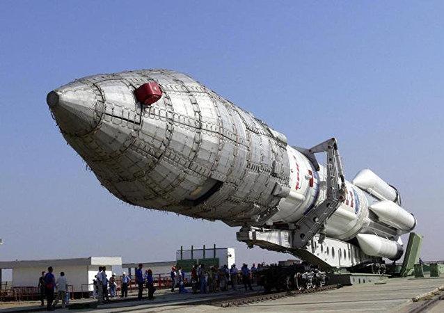 「安加拉A5」重型運載火箭