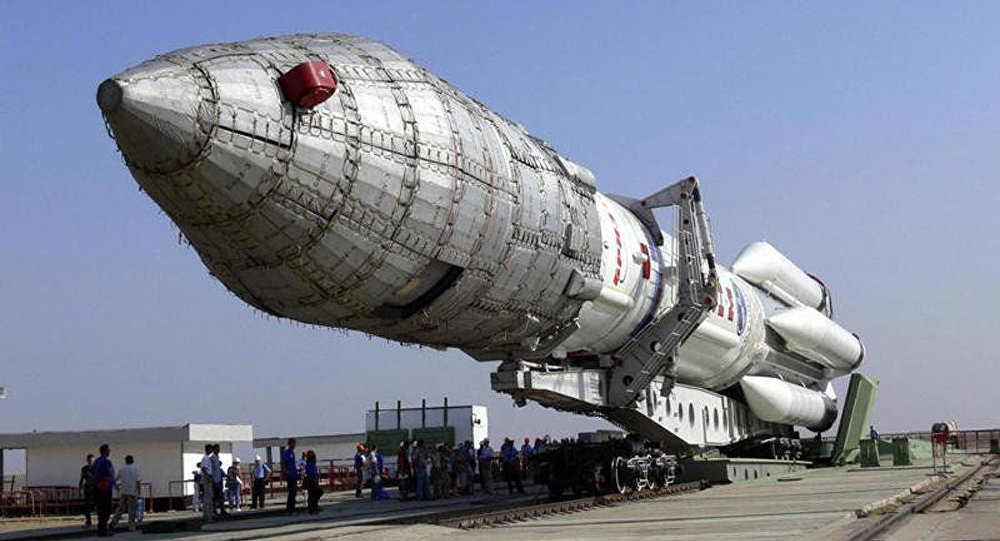 「安加拉-A 5運載火箭