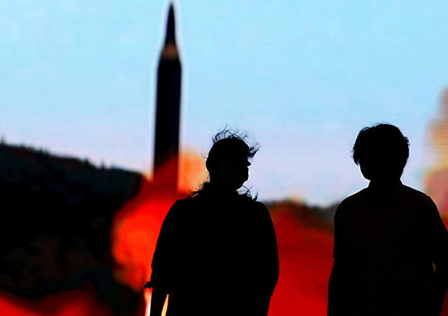 日本就朝鮮發射彈道導彈表示抗議