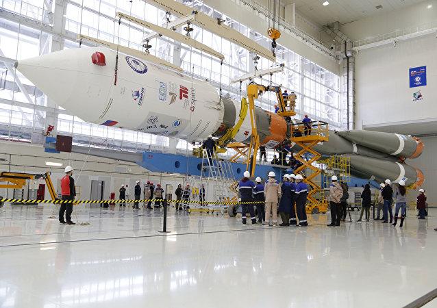 俄國家航天集團總裁抱怨國內微電子行業發展緩慢