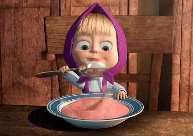 《瑪莎和粥》