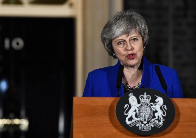 英國首相特雷莎∙梅