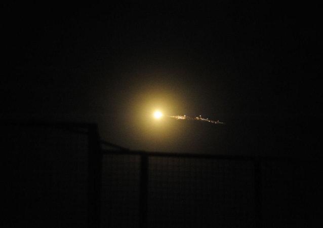 敘利亞防空部隊擊退進攻
