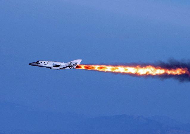 維珍銀河:「宇宙飛船二號」在美國太空港完成首次試飛