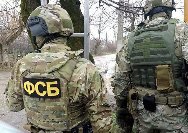 俄聯邦安全局阻止境內32個地區86名地下彈藥製造者活動