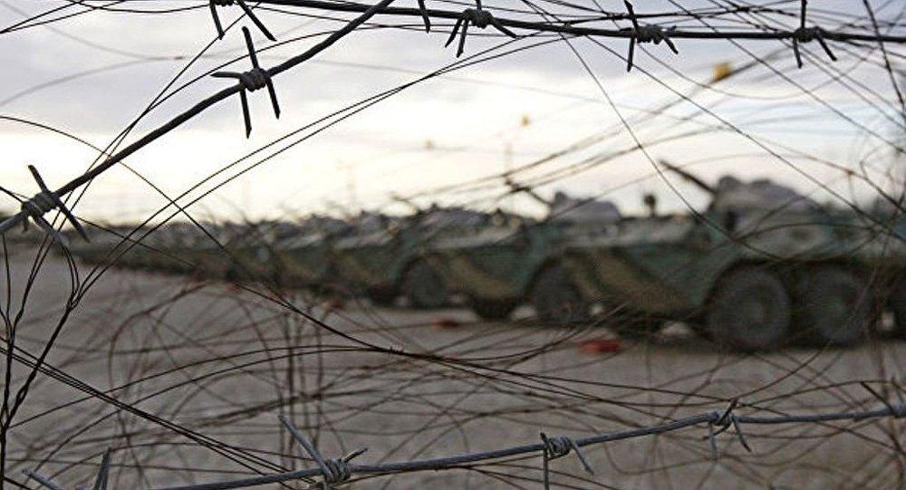 俄裝甲運兵車在阿布哈茲峽谷翻覆致三名俄軍人死亡