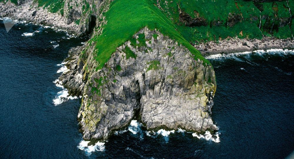 日本對謝爾蓋·伊萬諾夫的千島群島之行表示抗議