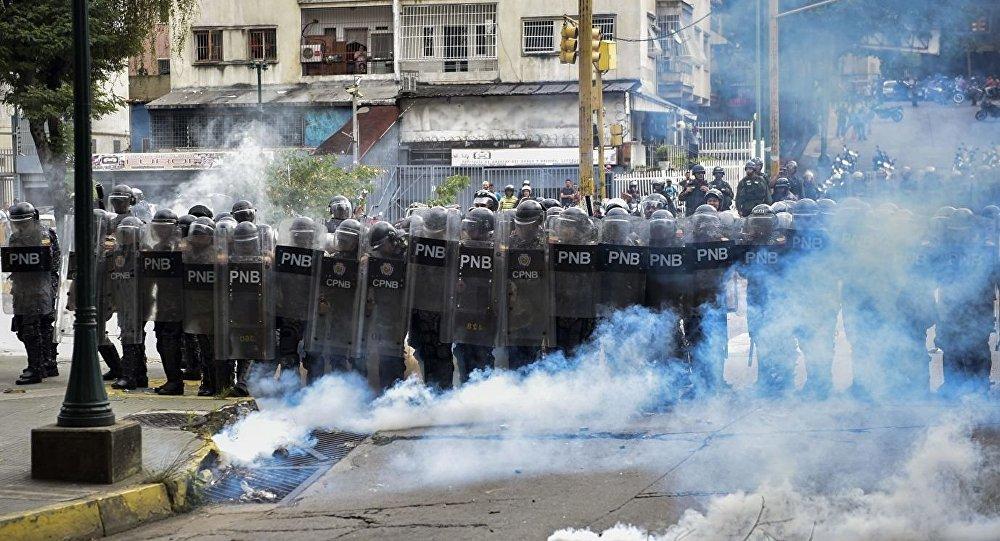 委內瑞拉警方