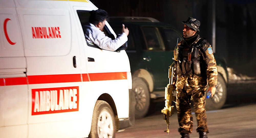 阿富汗楠格哈爾省一清真寺發生2次爆炸,17人死亡