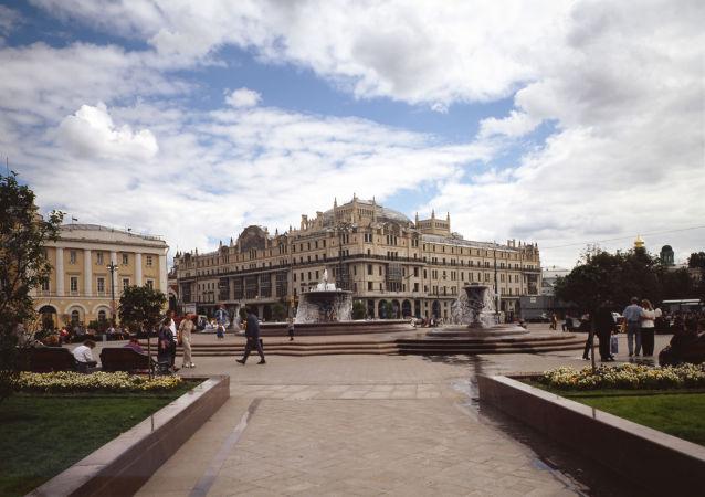 莫斯科大都會賓館