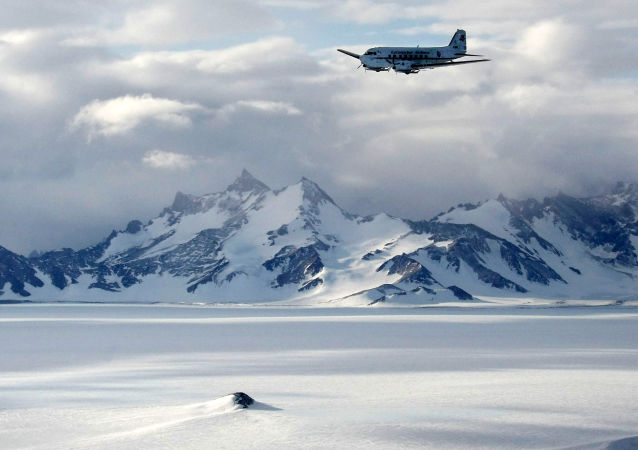 英俄外交部將就南極問題進行會談