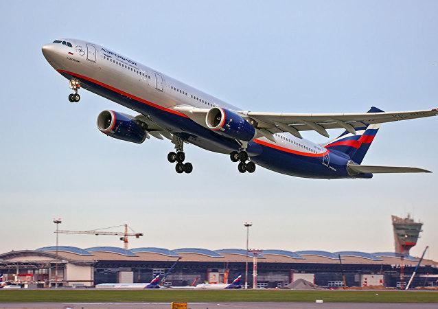 俄羅斯航空公司客機