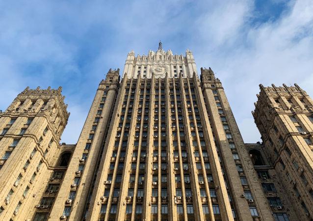 俄外交部:蘇丹境內俄私人保鏢公司代表與俄國家機關沒有關係
