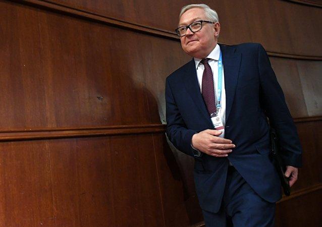 俄外交部:俄中兩國就美國退出《中導條約》相關情況的評價完全一致