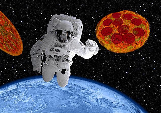 俄克拉斯諾亞爾斯克研究人員批評NASA太空餐