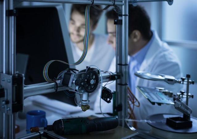 3D打印機