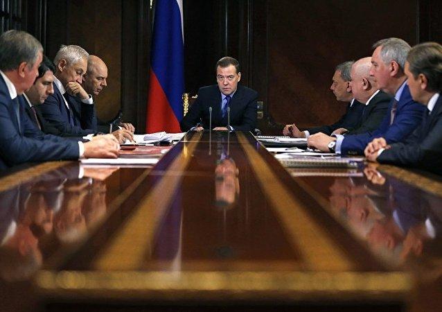 俄總理:俄航天集團請求為東方發射場建設增加撥款