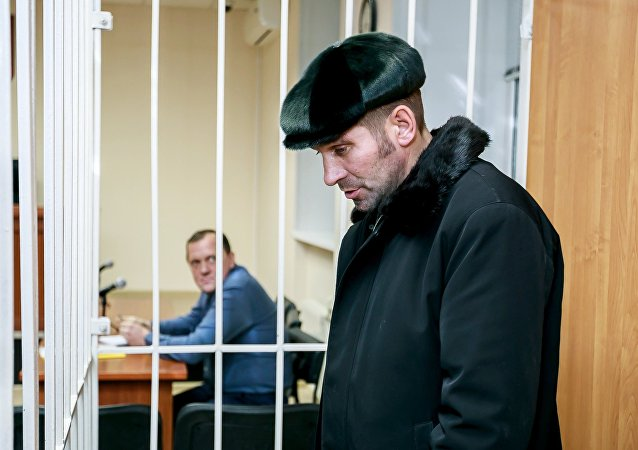因涉嫌劫機被捕的帕維爾·沙波瓦洛夫