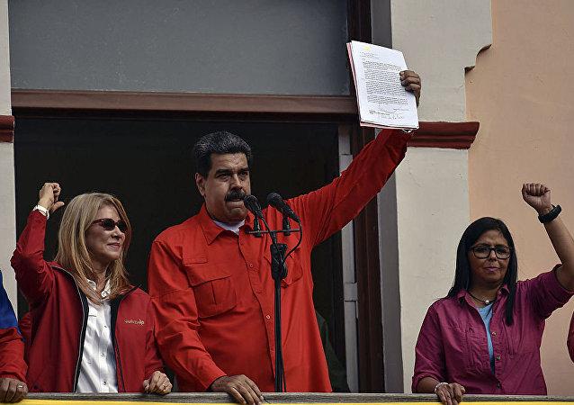 馬杜羅:委內瑞拉與美國斷絕外交關係
