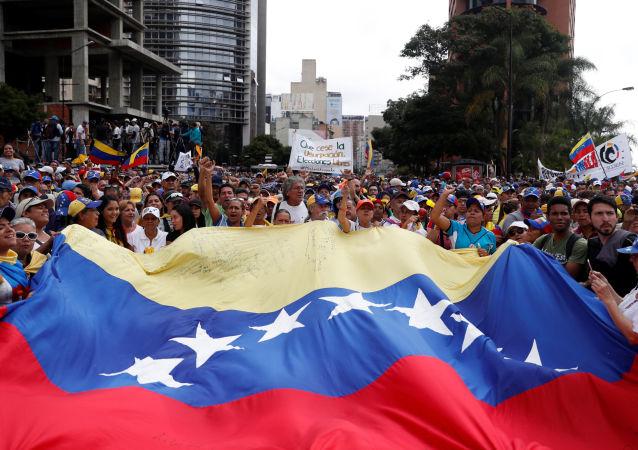 委內瑞拉外長:委政變的幕後黑手是特朗普