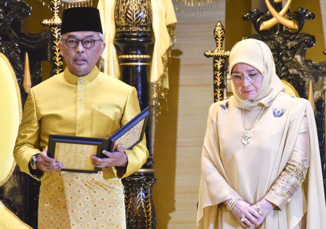 蘇丹阿卜杜拉當選馬來西亞新國王