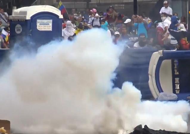 委內瑞拉抗議活動