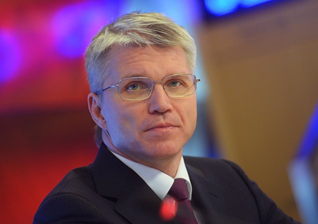 俄體育部長科洛布科夫