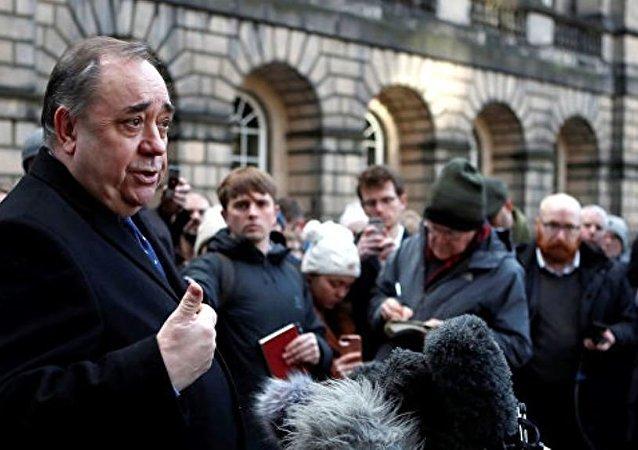 RT電視台主編:蘇格蘭前首席部長在問話後被釋放