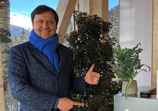 烏克蘭總統候選人伊戈爾·捨甫琴柯