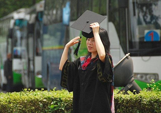 深圳北理莫斯科大學首批25名碩士畢業