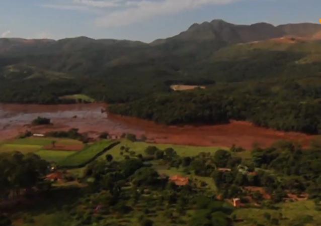 巴西南部大壩決堤已造成50人死亡