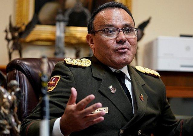 委內瑞拉駐美國國防武官何塞∙路易斯∙席爾瓦