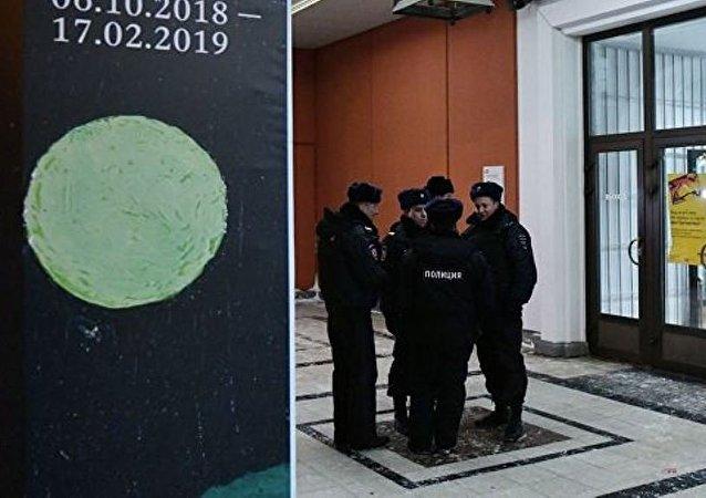 俄特列季亞科夫畫廊被盜作品沒有明顯被破壞的痕跡