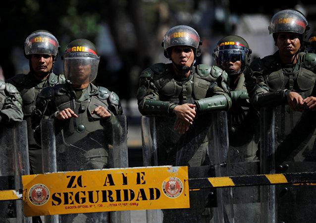 美國在委內瑞拉問題上違反所有可以想到的國際法准則